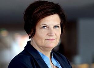 LUFTFARTSTILSYNET: Direktør for fagavdelingen, Wenche Olsen. Foto: Luftfartstilsynet