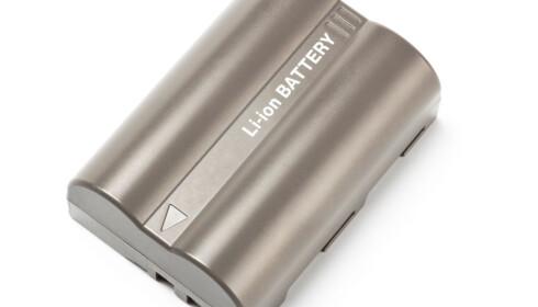 LI-ION: Kamerabatterier er en av mange som bruker Li-ion-teknologien. Foto: NTB/Scanpix