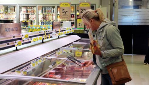 Er Danmark eller danskebåten best på billige kjøttvarer?