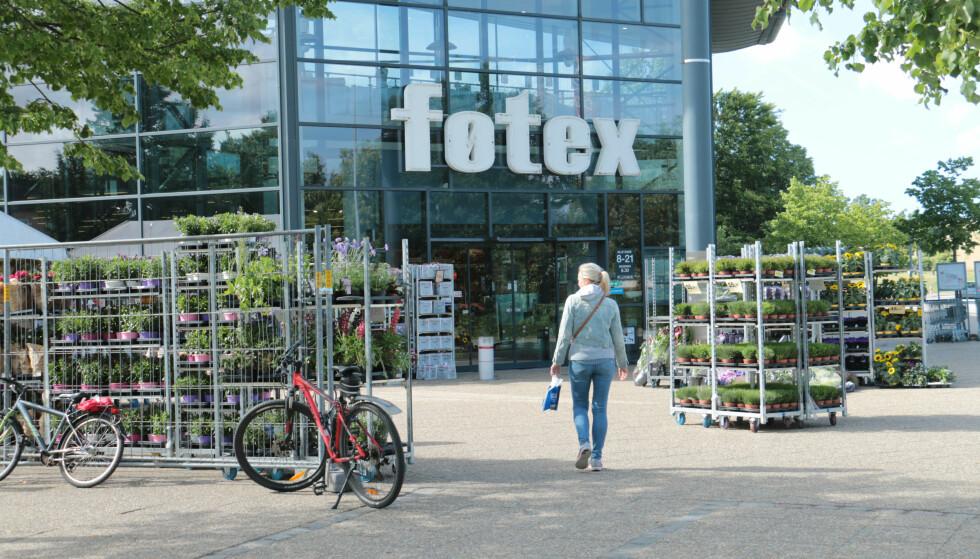 DANSK MAT: Prisene på diverse ferskvarer kan være lavere i Danmark enn på danskebåten, men slett ikke alle. Foto: Berit B. Njarga