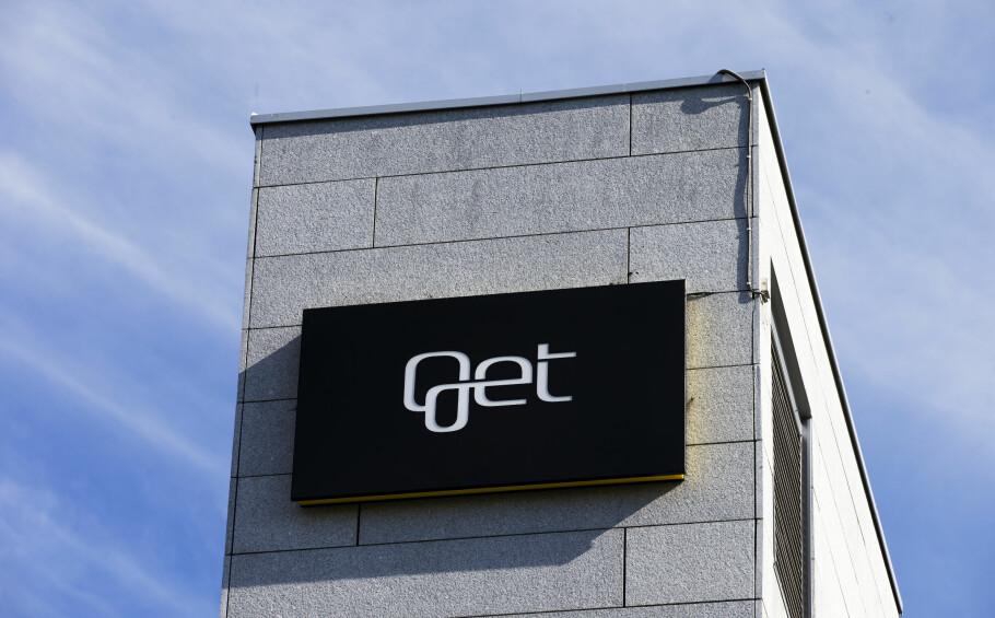 <strong>KJØPER GET:</strong> Telia kjøper Get TDC Norge og blir Norges nest største selskap innen TV, bredbånd og mobil. Foto: Cornelius Poppe / NTB scanpix