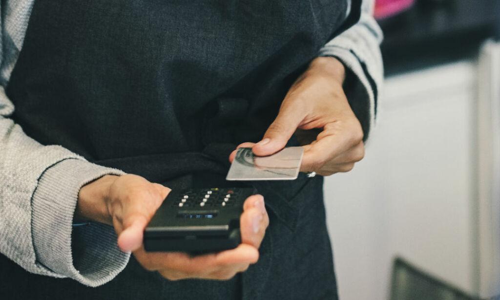 image: Noen kredittkort kan gi deg ekstra gebyrer ved betaling i Danmark