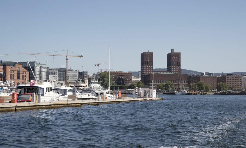 INGEN TOPP-PLASSERING: Oslo kommer på 26. plass over byene med best livskvalitet. Foto: NTB Scanpix