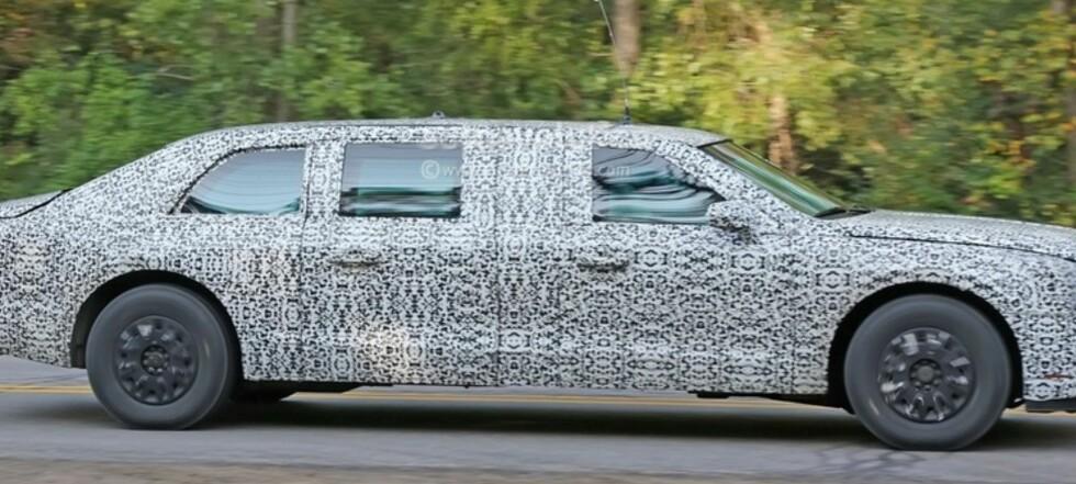 Presidentene kjemper om barskeste bil - nå oppgraderer Trump