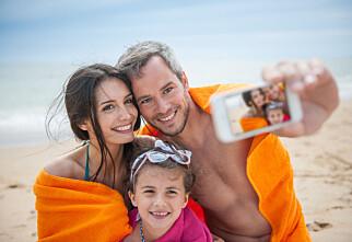 Ta vare på sommerbildene når mobilen er full