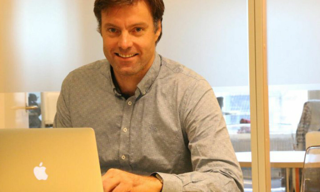 GÅR OVER: Dagens pris på strømforbruk er unormalt høy. Redaktør Anders Lie Brenna i bransjenettstedet EnerWE tror den skal tilbake til normalen igjen snart. Han er mer bekymret for nettleieprisen framover. Foto: enerWe.no