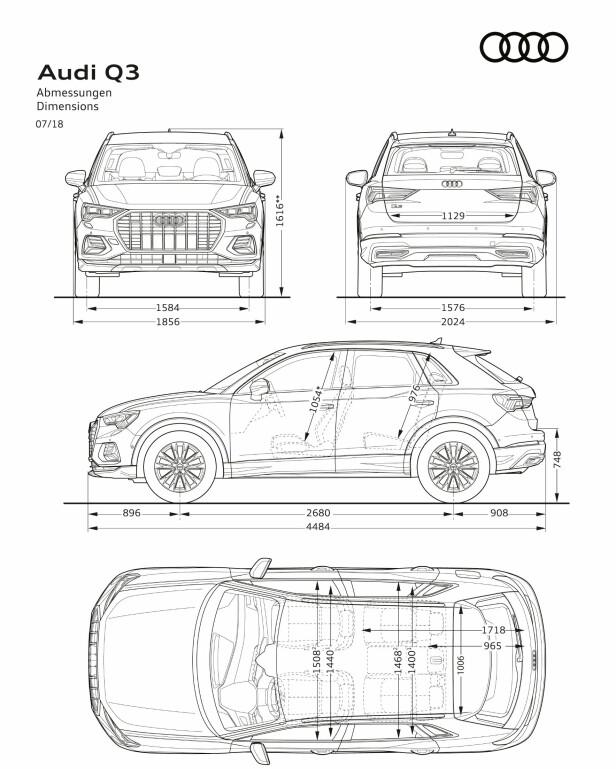 Audi med konkurrent til BMW X1 og Volvo XC40