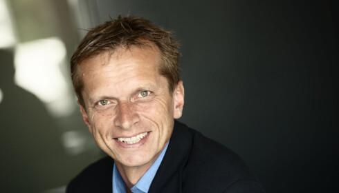 KAN SPARE MYE: Kommunikasjonssjef i Enova, Eiliv Flakne, mener nordmenn kan spare mye på å endre på strømbruken. Foto: Enova.