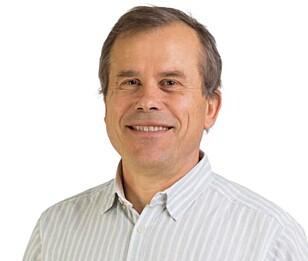 PRISVINNER: Daglig leder Jan Jansrud i Gudbrandsdal Energi kan glede seg over mange nye kunder. Foto: Tor Ivar Boine/Gudbrandsdal Energi