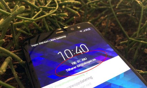 image: Slik øker du sjansen for at du får igjen en mistet mobiltelefon