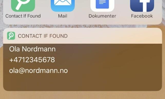 image: Slik mangedobler du sjansen for at du får igjen en mistet mobiltelefon