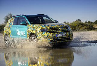 VW med helt ny SUV i en ny kategori