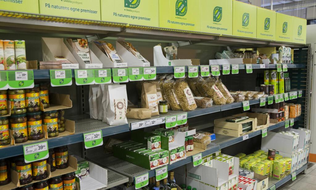 FORSKJELLSBEHANDLING? Konkurransetilsynet skal undersøke avtalene mellom matleverandørene og butikkjedene for å se om leverandørene driver med forskjellsbehandling av kjedene - som igjen kan påvirke konkurransesituasjonen mellom dagligvarekjedene. Foto: Berit Roald/ NTB scanpix