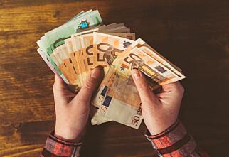 Dette gjør du med kontanter du har til overs etter ferien