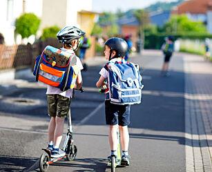 image: Mye skoleutstyr kan det lønne seg å kjøpe brukt
