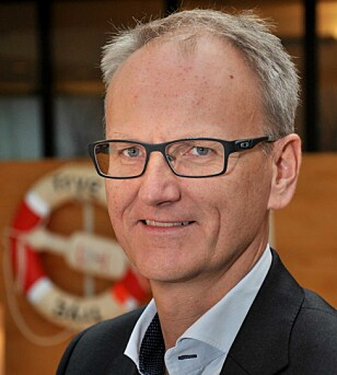 Espen Opedal i Tryg Forsikring. Foto: Tryg Forsikring