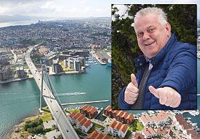 image: Frp-profil vil stenge bybrua i Stavanger i protest mot bompenger