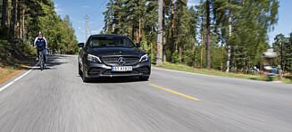 Biltest: – Mørkekjøring har aldri vært mer behagelig