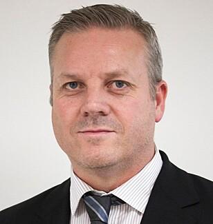 NETTSIKKERHET: Cyberekspert Bjarte Malmedal i NorSIS.