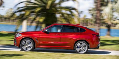Varsler kjøreglede i BMWs nye SUV