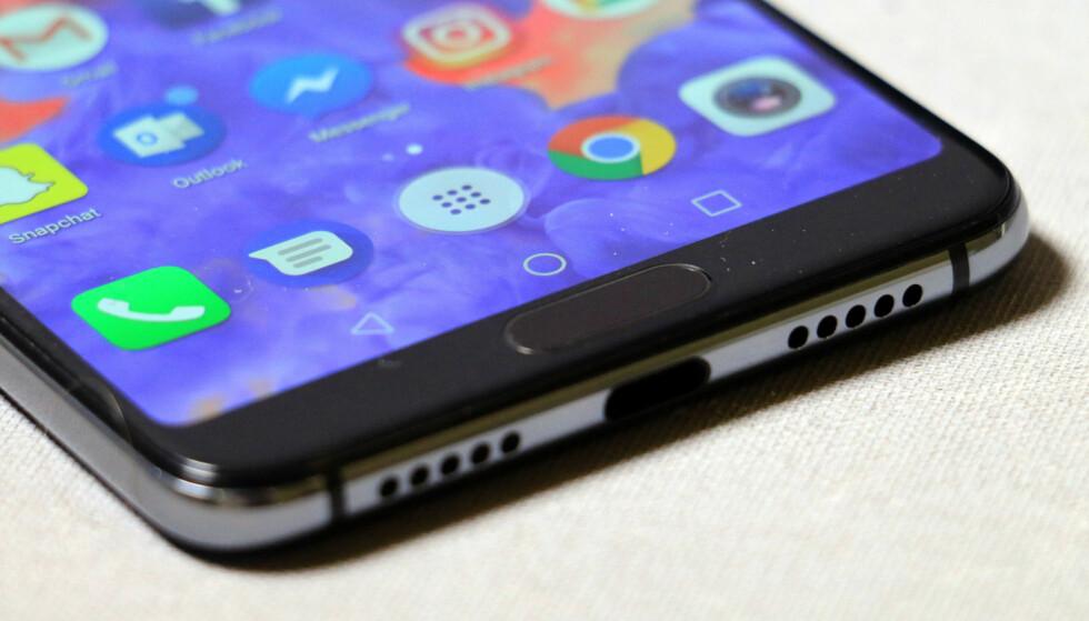 BLIR ENDA BEDRE: Huaweis toppmodell, P20 Pro, og flere andre telefoner fra Huawei/Honor får nå den nye GPU Turbo-oppdateringen. Foto: Pål Joakim Pollen