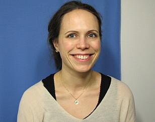Helena Niemi Eide, lege ved avdeling for smitte fra mat, vann og dyr i Folkehelseinstituttet. Foto: FHI