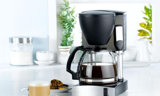 Nå vil vi ha tilbake den tradisjonelle kaffetrakteren på kjøkkenbenken. Foto: NTB Scanpix