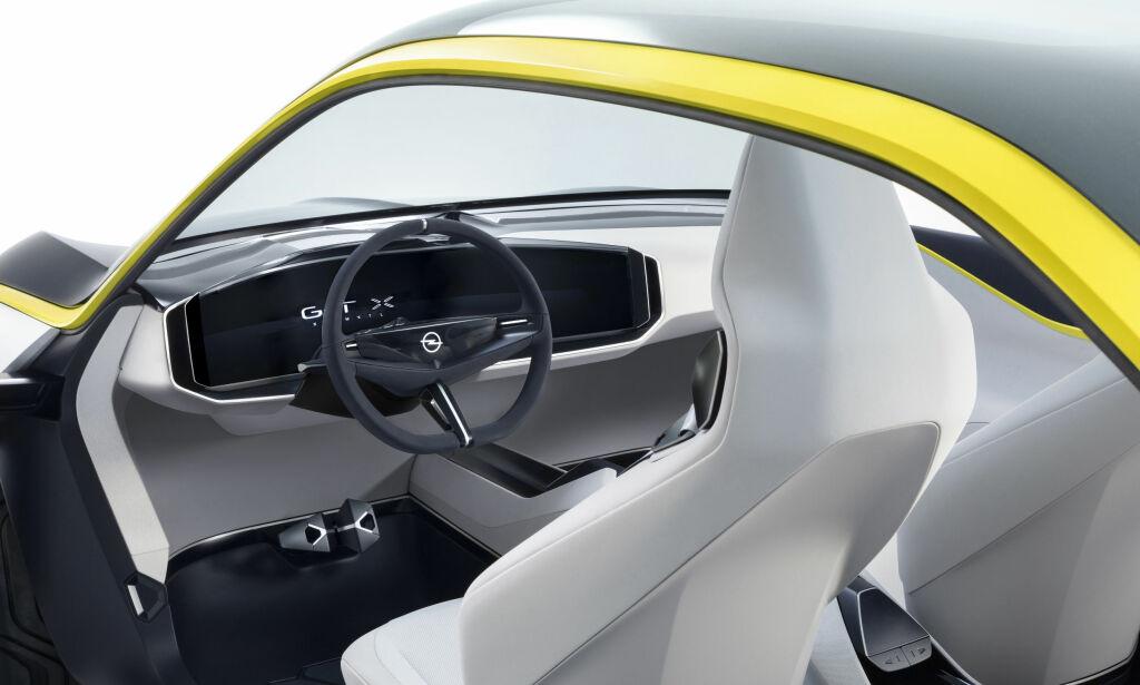 image: Fikk du ikke fatt i Ampera-e? Dette kan bli Opels neste elbil