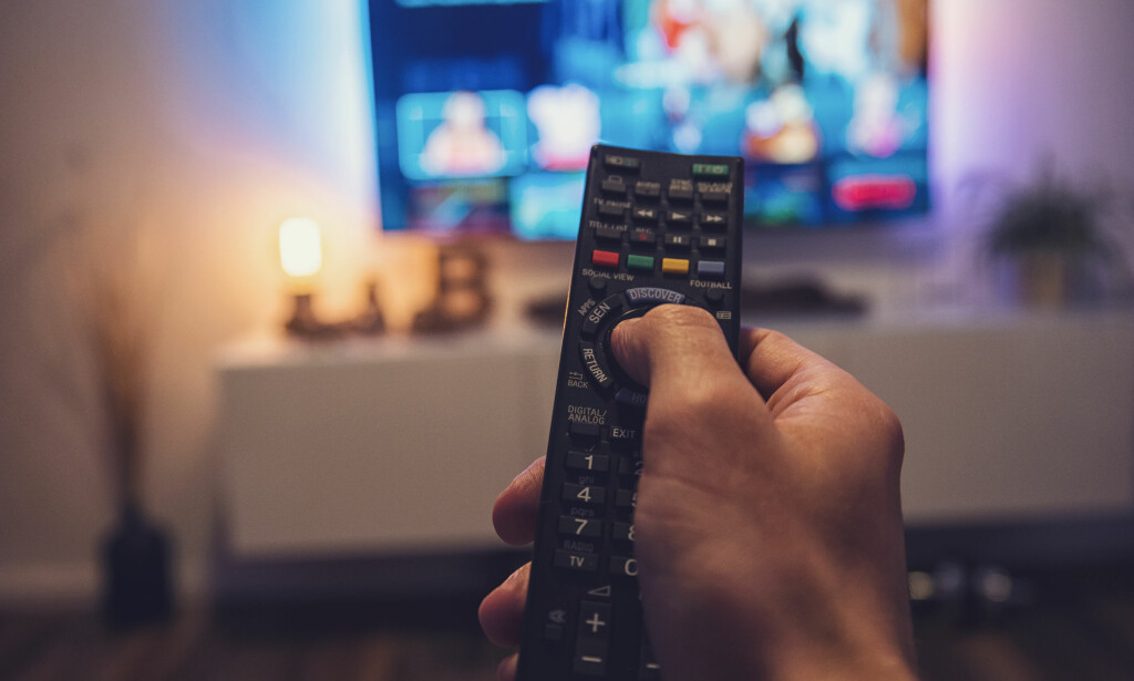 TV-PARTY: Se favorittserien sammen med venner, selv om dere ikke er på samme sted. Foto: NTB Scanpix