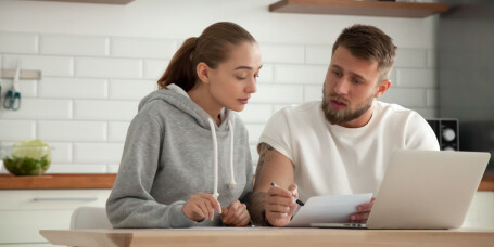 1.100 kroner i måneden skiller beste og verste boliglån med fastrente