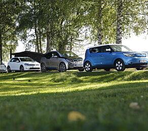 image: Kun 4 av 10 elbiler holder hva de lover