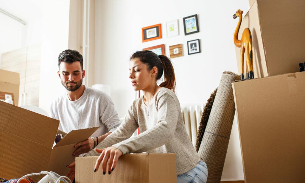 image: Slik fordeler dere lånet når dere kjøper bolig sammen