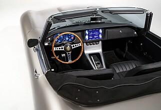 Nå blir «verdens vakreste bil» elbil