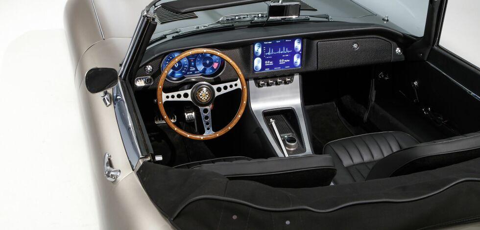 image: Nå blir «verdens vakreste bil» elbil