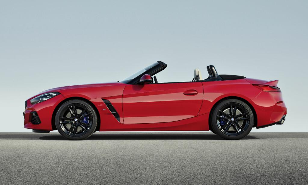 image: BMW med helt ny modell - på hemmelig tur i Norge