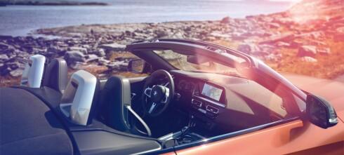 BMW med helt ny modell - på hemmelig tur i Norge