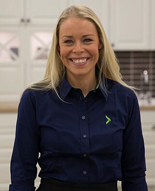 BEKLAGER: Kommunikasjonssjef Madeleine Schøyen Bergly i Elkjøp. Foto: Elkjøp