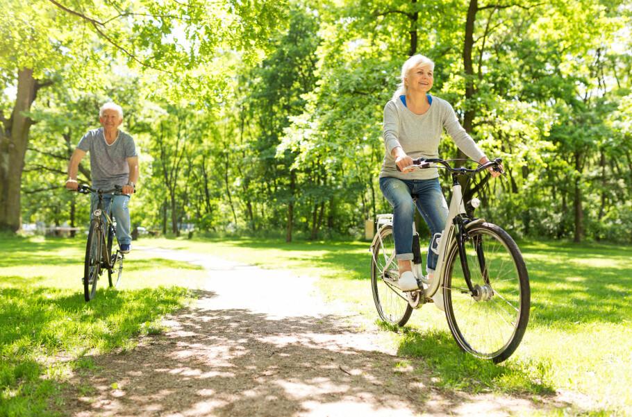 BLI KVITT GJELD: Det kan være lurt å være gjeldfri før du pensjonerer deg. Da trenger du blant annet ikke å forholde deg til faren for renteøkning. Foto: Shutterstock/NTB Scanpix.