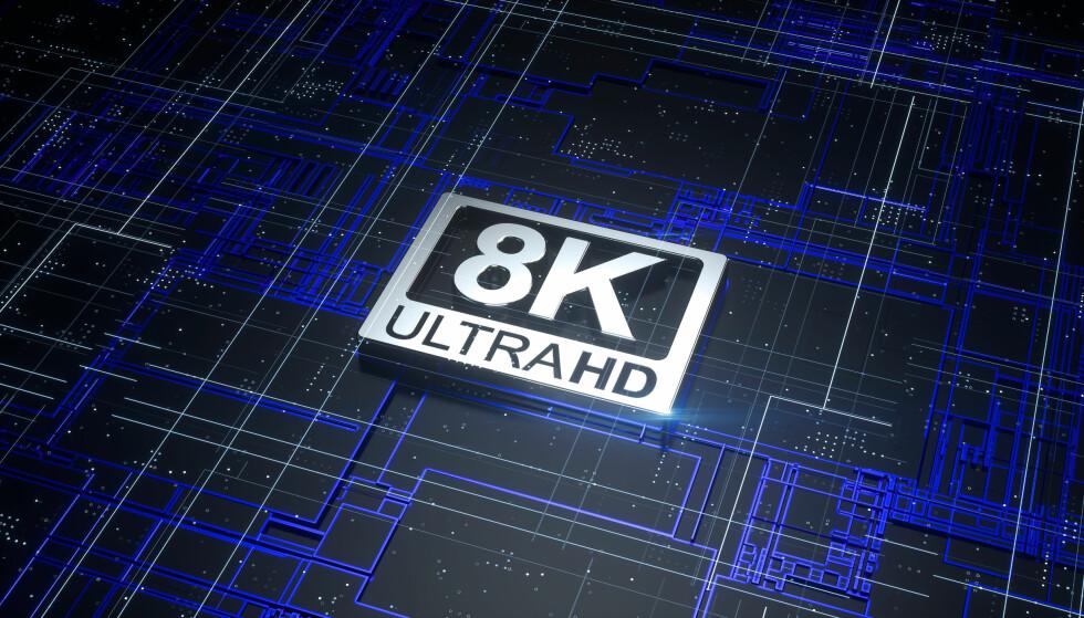 NÅ KOMMER DE: Og nå som du akkurat hadde fått deg 4K-TV … Foto: Shutterstock / NTB Scanpix