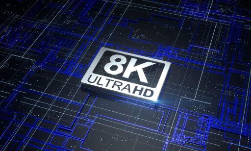 image: Nå kommer de første 8K-TV-en i butikkene