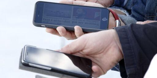 image: Hvem har ansvaret for mobilene når skolen samler dem inn?