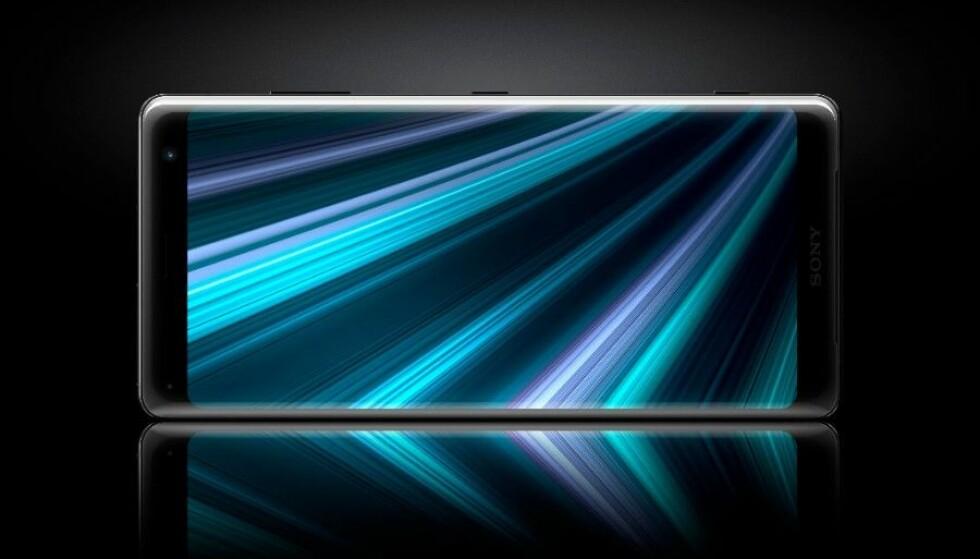 <strong>NY TOPPMODELL:</strong> Sony lanserer en ny toppmodell bare et halvt år etter den forrige. Foto: Sony