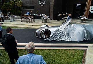 Sjekk den vanvittige Mercedesen!