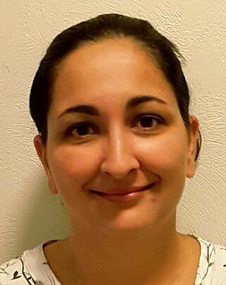 REAGERER: Therese Pande-Rolfsen ble utsatt for en pågående selger som solgte henne en ny strømavtale uten at hun ville det. Foto: Privat