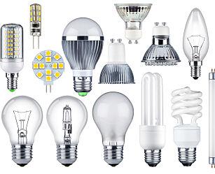 image: Se hvilke av disse lyspærene som nå er forbudt
