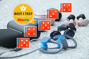 image: De beste øre-pluggene til trening