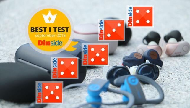 image: De beste ørepluggene til trening