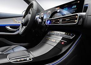 image: Første el-SUV fra Mercedes Benz vist fram - sjekk bildene