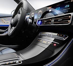 image: Første el-SUV fra Mercedes vist fram tirsdag - sjekk bildene