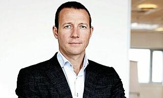 BEKYMRET: Direktør i Virke Handel, Harald Andersen Foto: Virke